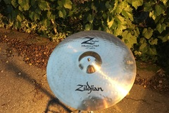 Selling with online payment: Zildjian Z Custom Medium Crash 19""