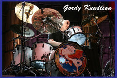 Not So Modern Drummer Article : Gordy Knutson, the Visionary - pt.1