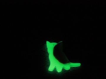 Vente au détail: Porte clés qui brillent la nuit