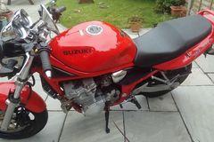 Troc: Suzuki Bandit 600