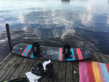 Renting out (per night): Jobe Wakeboard