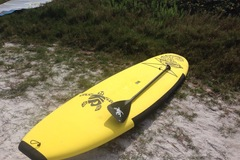 For Rent: 10 1/2' Kostal Paddle Board (SUP)