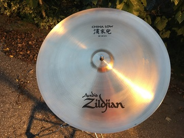 """Selling with online payment: Zldjian China Low 18"""""""