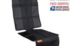 Single Item: Goyoma Child Baby Car Seat Protector Heavy Duty Car SeatMat