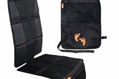 Single Item: Goyoma Child Baby Car Seat Protector & Seat Mat