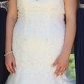 Ilmoitus: Myydään kaunis merenneitomallinen Art Couture-merkkinen puku