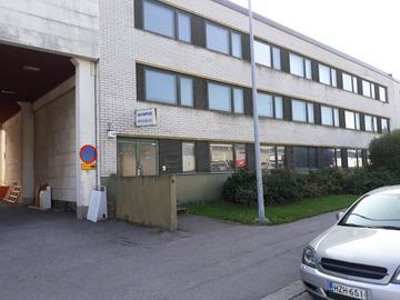 Renting out: Työhuoneita Roihupellossa - Pulttitie 14