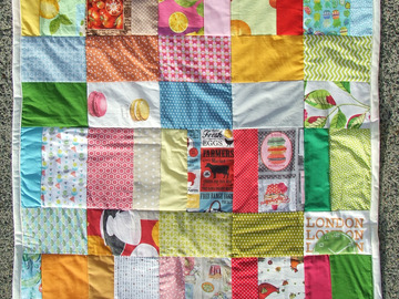 Sale retail: Surnappe en patchwork