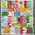 Vente au détail: Surnappe en patchwork