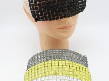 Buy Now: 180 Pairs of Lady Gaga Style Fashion Mesh Goggle Glasses