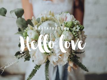 Hääpalvelut: Häätapahtuma Hello Love Tampereella 13.10.2018