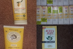 Make An Offer: 17x Burt's Bees lot