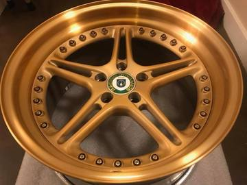 Selling: 19x10 +25 Racing Dynamics RS2 (RSII)