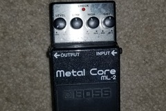 Renting out: Metal Core ML-2