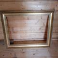 Ilmoitus: Kultainen kehys photoboothiin