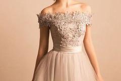 Ilmoitus  Kaason tai morsiustytön mekko ... fbbca9157c