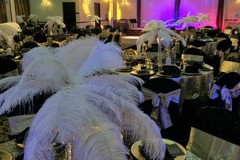 Request To Book & Pay In-Person (hourly/per party package pricing): Wedding Venue & Party Hall Experience Packages