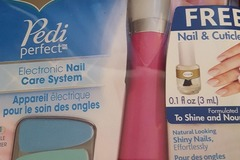 Bulk Lot: 10x pedi perfect nail care system
