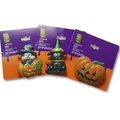 Buy Now: 144 - Halloween Pins with Glitter - 3 Styles - Retail Ready!