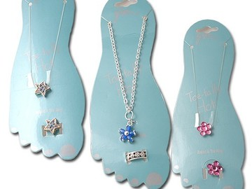 Buy Now: 200 -Toe Rings & Anklet set  $3000.00 retail value -$1.00 ea