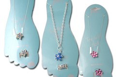 Buy Now: 100 -Toe Rings & Anklet sets  $1500.00 retail value -$1.00 ea