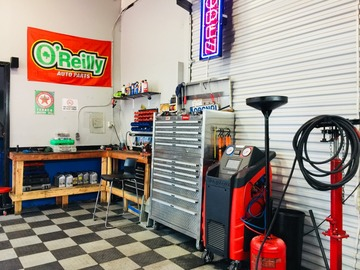 Garagetime share vehicle workspace daily fully equipped garage solutioingenieria Images