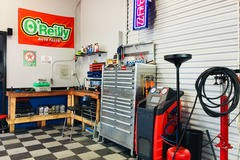 Daily: Fully Equipped Garage