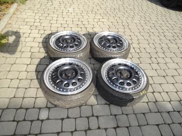 Selling: Custom 3piece G60 steelie! 8x17 et 73, 4x100