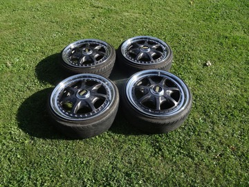 Selling: BBS rt 7,5x17 et 57