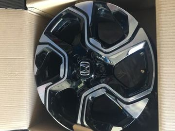 "Selling: 4 BRAND NEW 2018 HONDA 18"" RIMS"