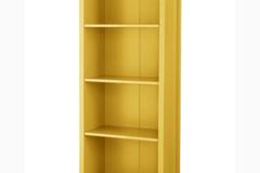 Single Item: Windham 4 shelve bookcase Threshold