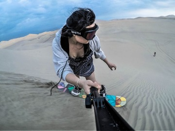 Daily Rate: Snowboards for Sandboarding