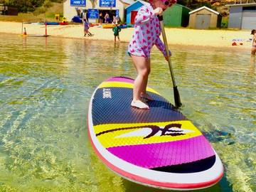 Hourly Rate: BIC SUP - Childrens