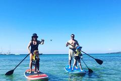 Hourly Rate: HOBIE SUP - 8'6""