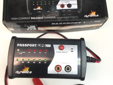 Selling: Used Dynamite Passport battery charger