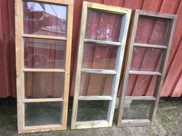Ilmoitus: Vanhoja ikkunoita paikkakartoiksi häihin