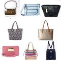 Bulk Lot: NEW Designer Handbags  Longchamp, Marc Jacobs, Kors