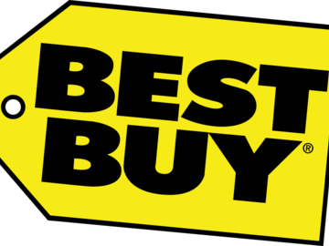 Announcement: Buy your next electronic at Best Buy and get cashback!