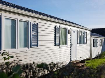 Location par semaine: Mobil-home en colocation - Les Pieux (30m²)