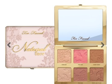 Venta: Too Faced Natural Face paleta de coloretes