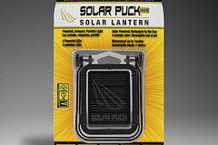 Single Item: Panther Vision UTILITY LIGHTS LED Solar Pac Powered Lantern