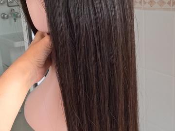 Venta: Peluca de cabello natural  (Nueva)  Fabricacion propia