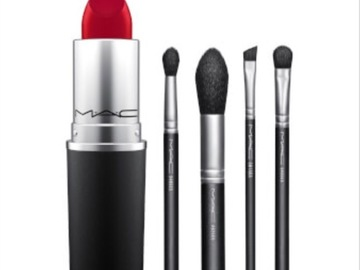 Venta: MAC Look in a box: basic brush