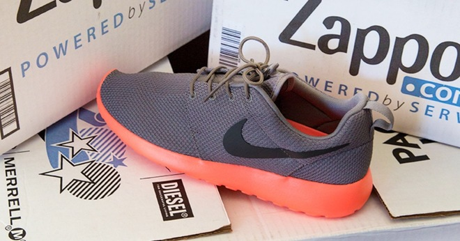 Buy your next shoes at Zappos an de get cashback! , Midpoint One