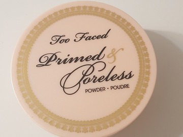 Venta: Polvo Primer & poreless Too Facd
