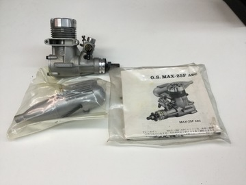Selling: O.S. Max-25F ABC