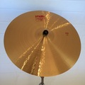 "Selling with online payment: Paiste 24"" 2002 Ride Cymbal - almost new"