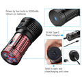 Buy Now: (3x) X7R 12000 lumens rechargeable flashlight