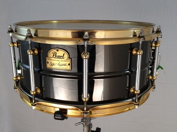Selling with online payment or cash/check/money order/cash app/Venmo: Pearl Steve Ferrone Signature Snare lowered to $375