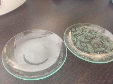 Myydään: Glass plates